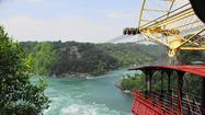 Niagara, beyond the falls