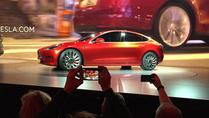 Tesla hype watch: You know the Model 3 doesn't exist yet, right?