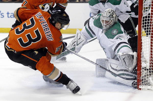 Ducks Are Up For A Challenge And Beat Stars, 3-1
