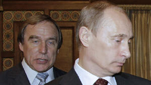 Putin's best friend is at the heart of Panama Papers scandal