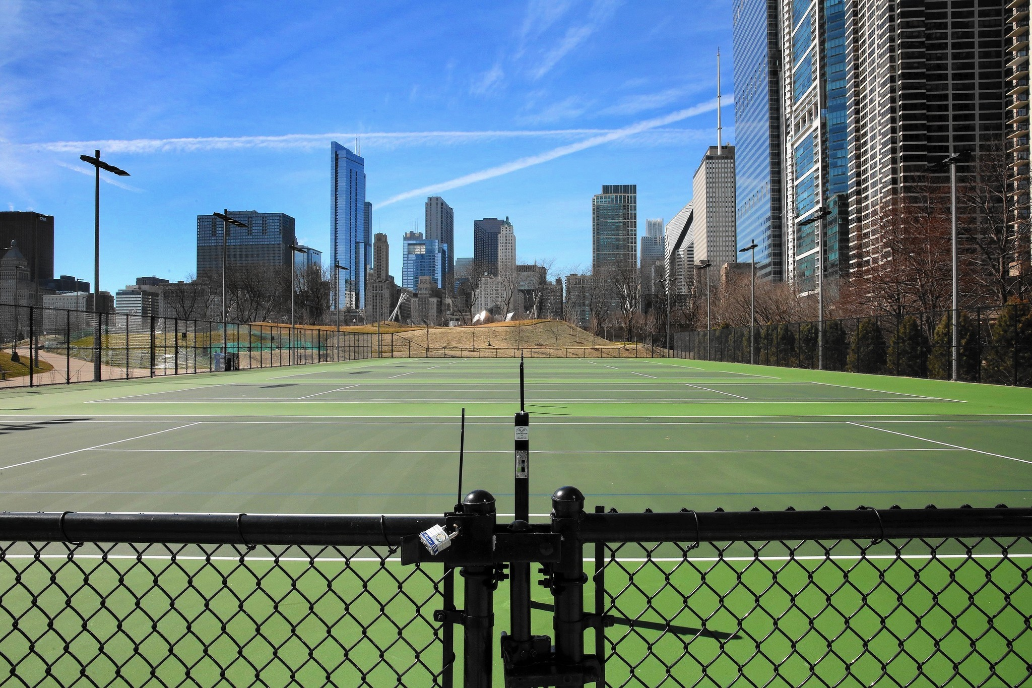 Maggie Daley Park tennis court fees changed after neighborhood ...