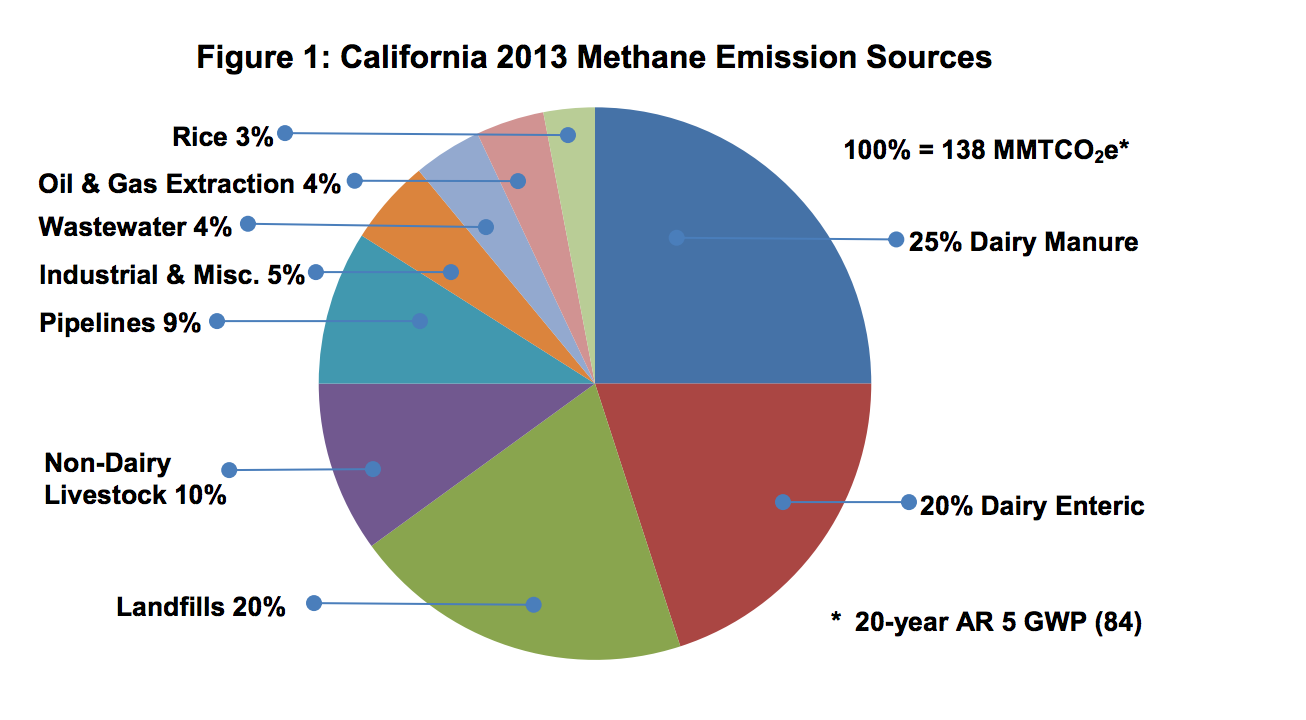After an environmental debacle a big gas utility tries to dictate dairies and landfills are the largest categories of methane emissions in the state why shouldn nvjuhfo Gallery