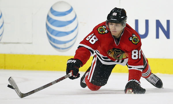 The MVP Choice Here Is Patrick Kane Of The Chicago Blackhawks