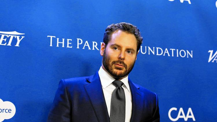 Sean Parker at a charity event for Haitian earthquake victims in January at the Montage Hotel in Beverly Hills. (Michael Tran / FilmMagic)