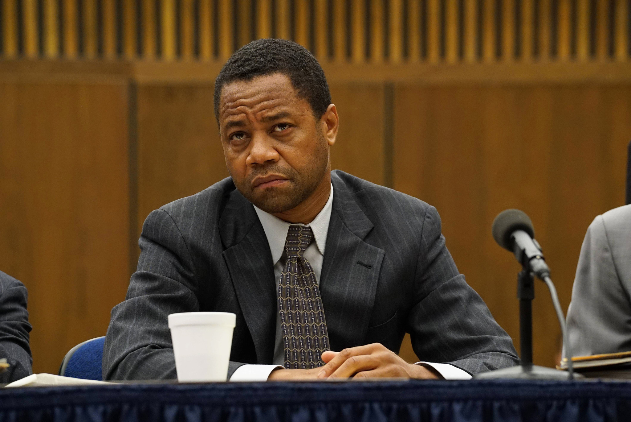 'The People vs. O.J. Simpson' makes fact fiction and finds something profound in the process