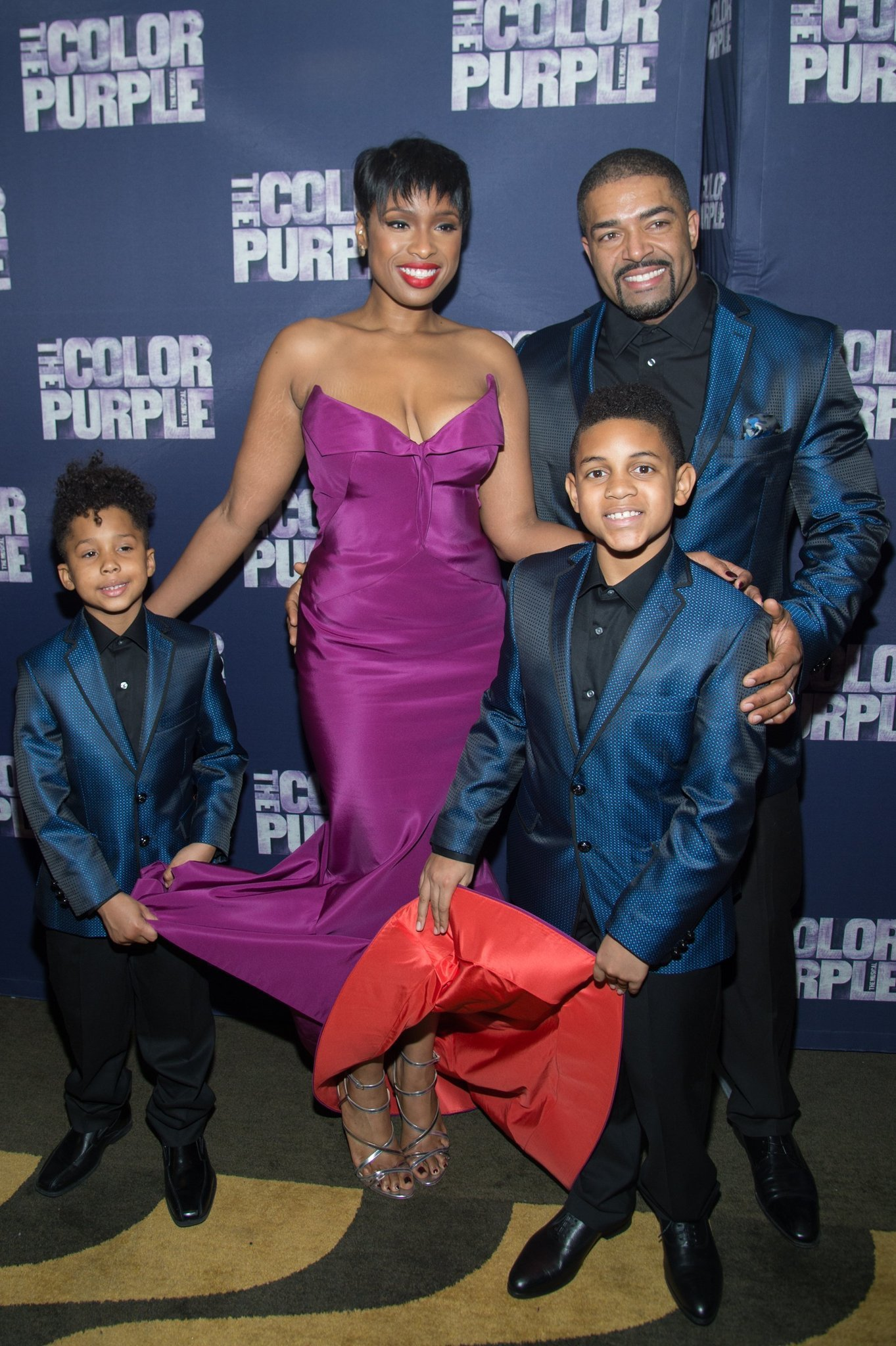 jennifer hudson says her son wants to be a singer too