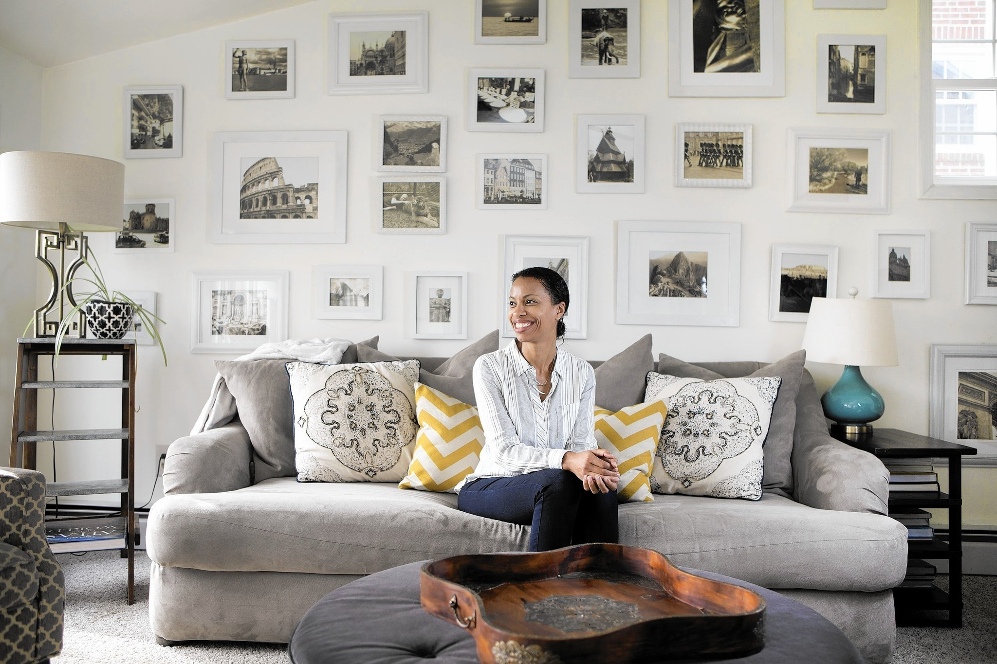 Catonsville Interior Designer Laura Hodges Elevates Customers 39 Style Baltimore Sun