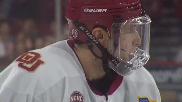 NCAA: Marina Del Rey's Law School-bound Gabe Levin Is Part Of Southland Presence At Frozen Four (video)