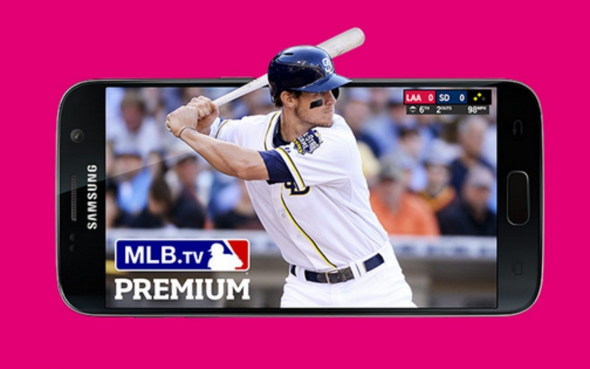 Free year of MLB.TV valued at $119 for T-Mobile customers on Tuesday