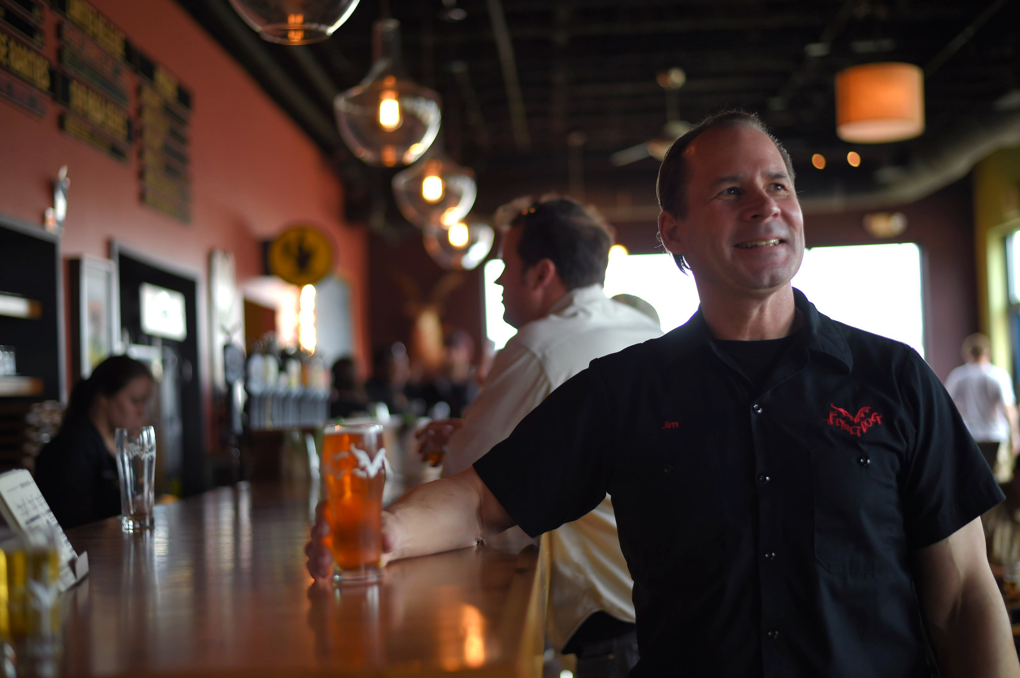 25 years in  flying dog brewery eyes expansion