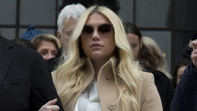 Kesha: Cautionary tale or tipping point for women in an industry that celebrates misogyny?