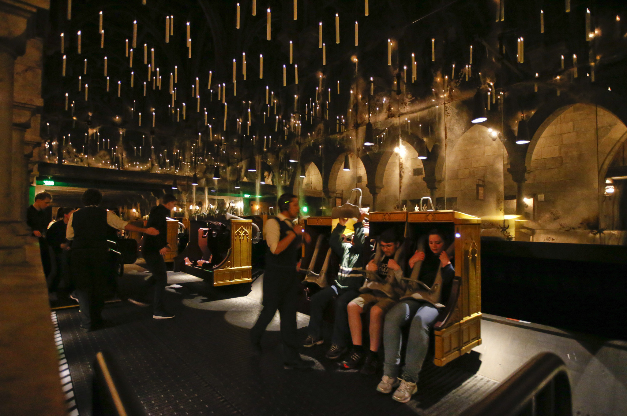 wizarding world of harry potter ride may conjure a new