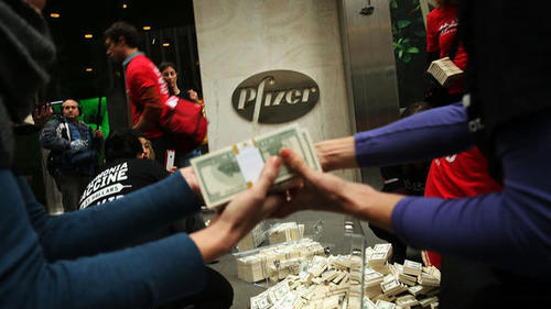 Pfizer shows that its Allergan merger was only a tax dodge