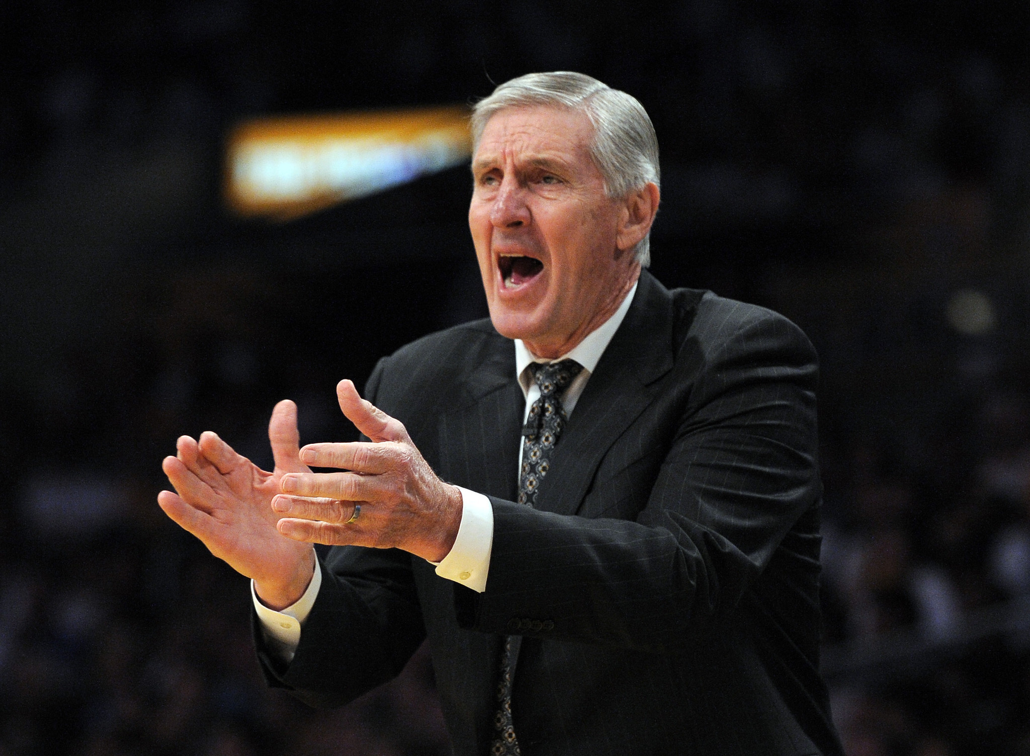Hall of Famer Jerry Sloan has Parkinson s disease report