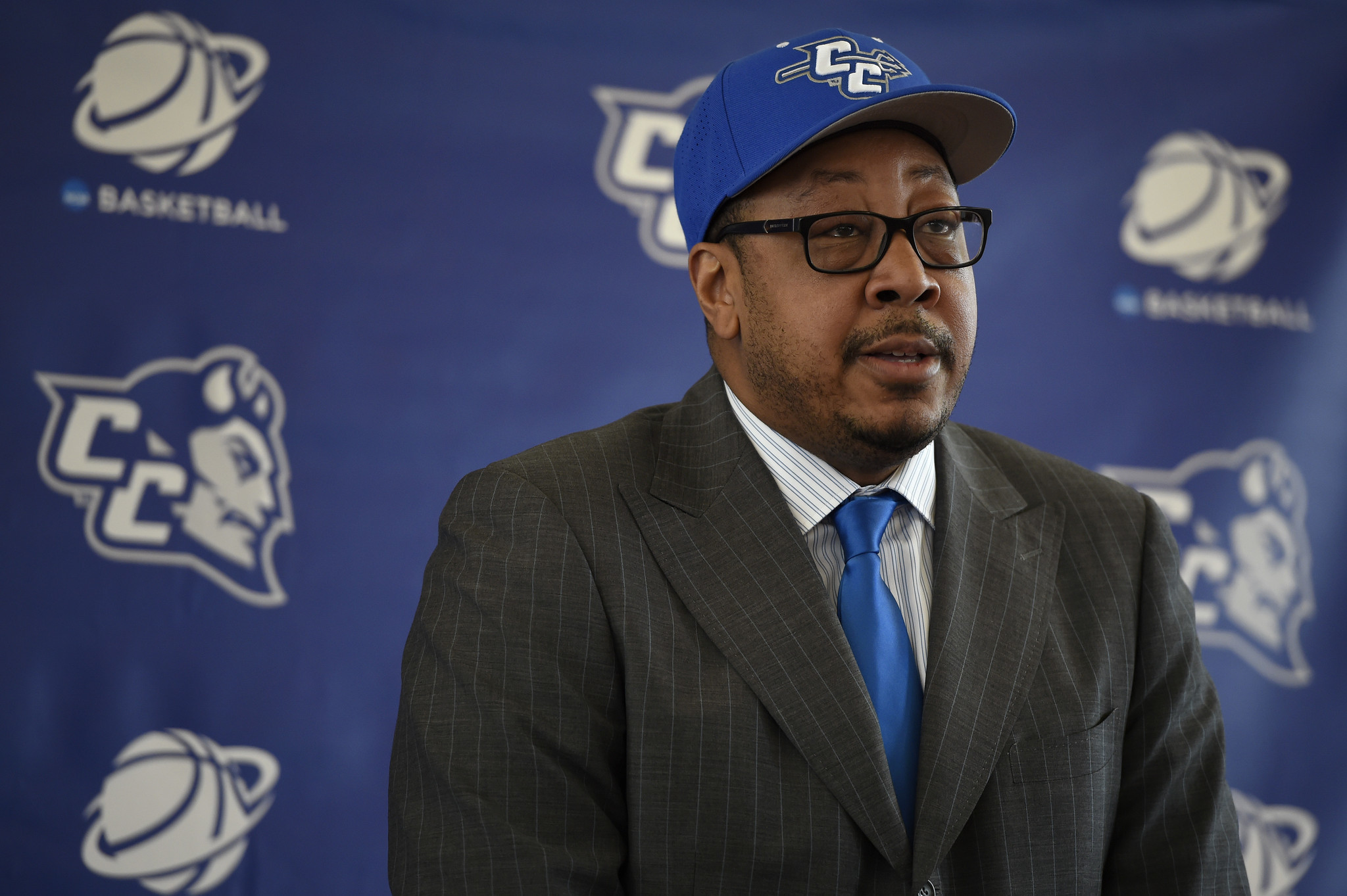 Image result for ccsu donyell marshall