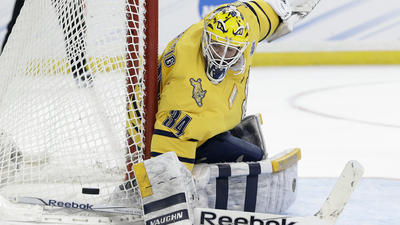 Garteig Saves And Quinnipiac's Headed To The Title Game