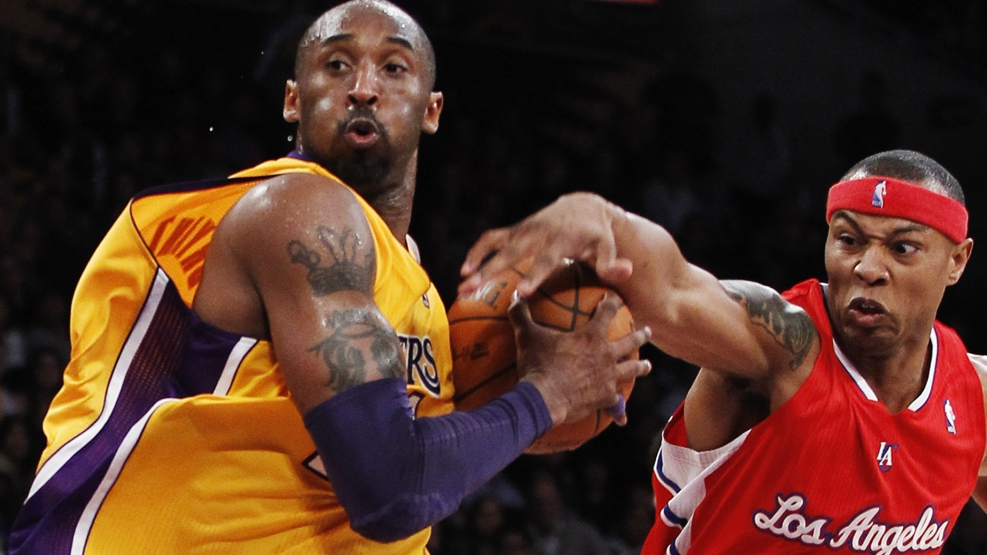 Kobe Chronicles Caron Butler LA Times