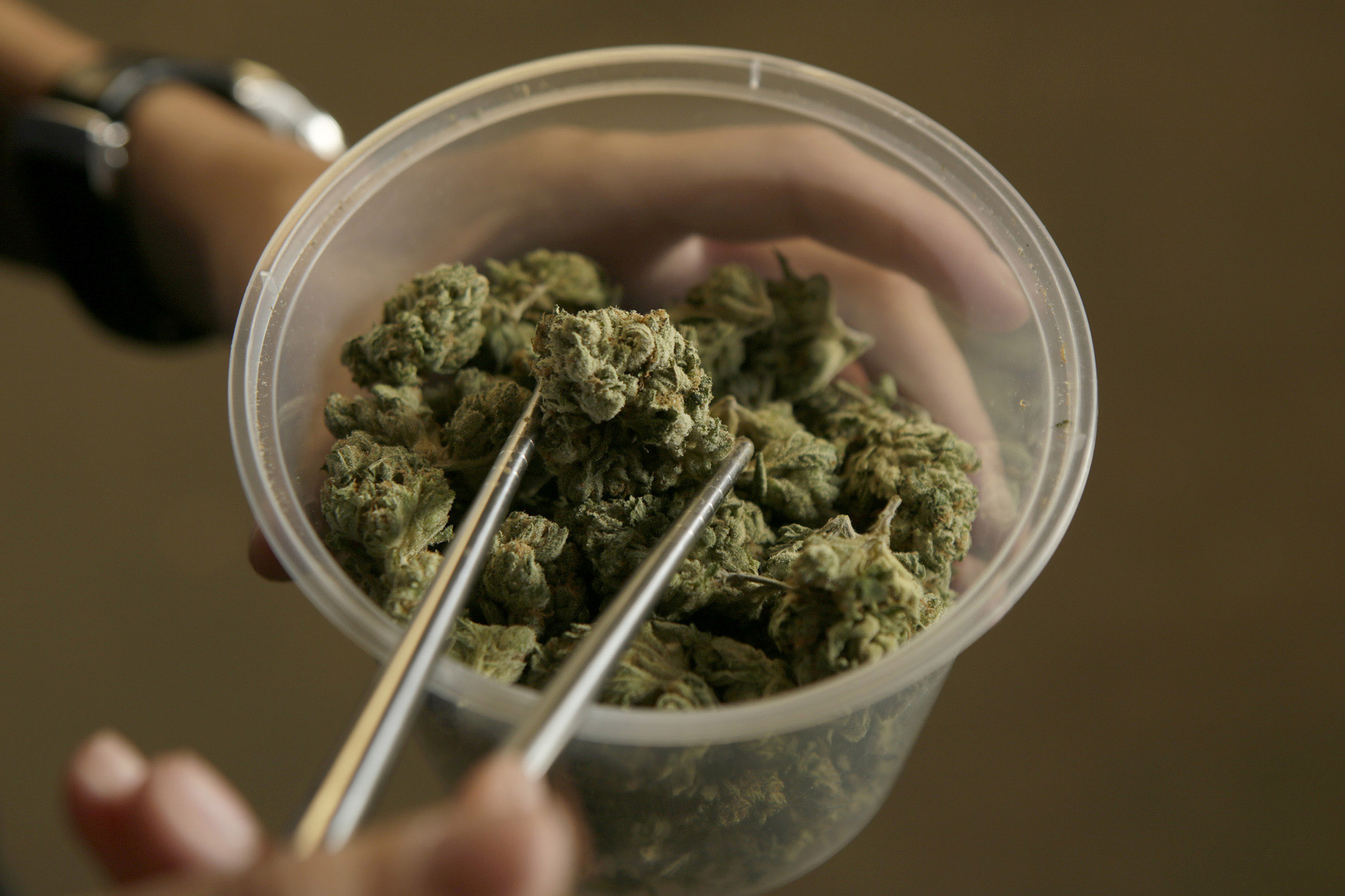 The state has put out new rules for testing marijuana planned for medical use. (Los Angeles Times)