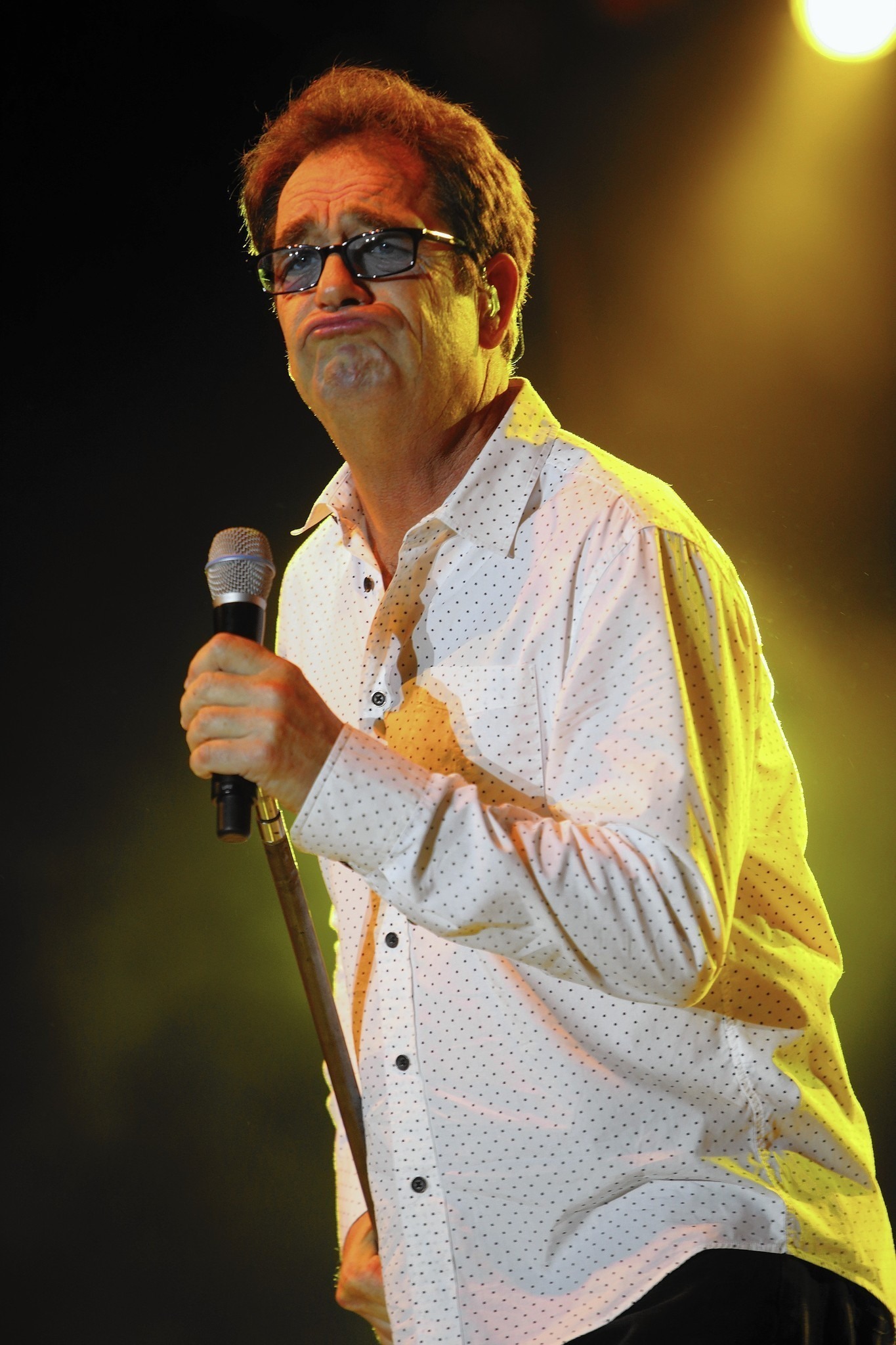 Huey Lewis And The News At The Oakdale Hartford Courant