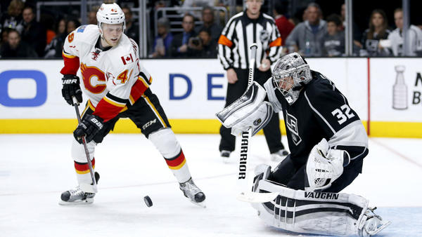 Kings Can Win Division Title And Goaltending Award