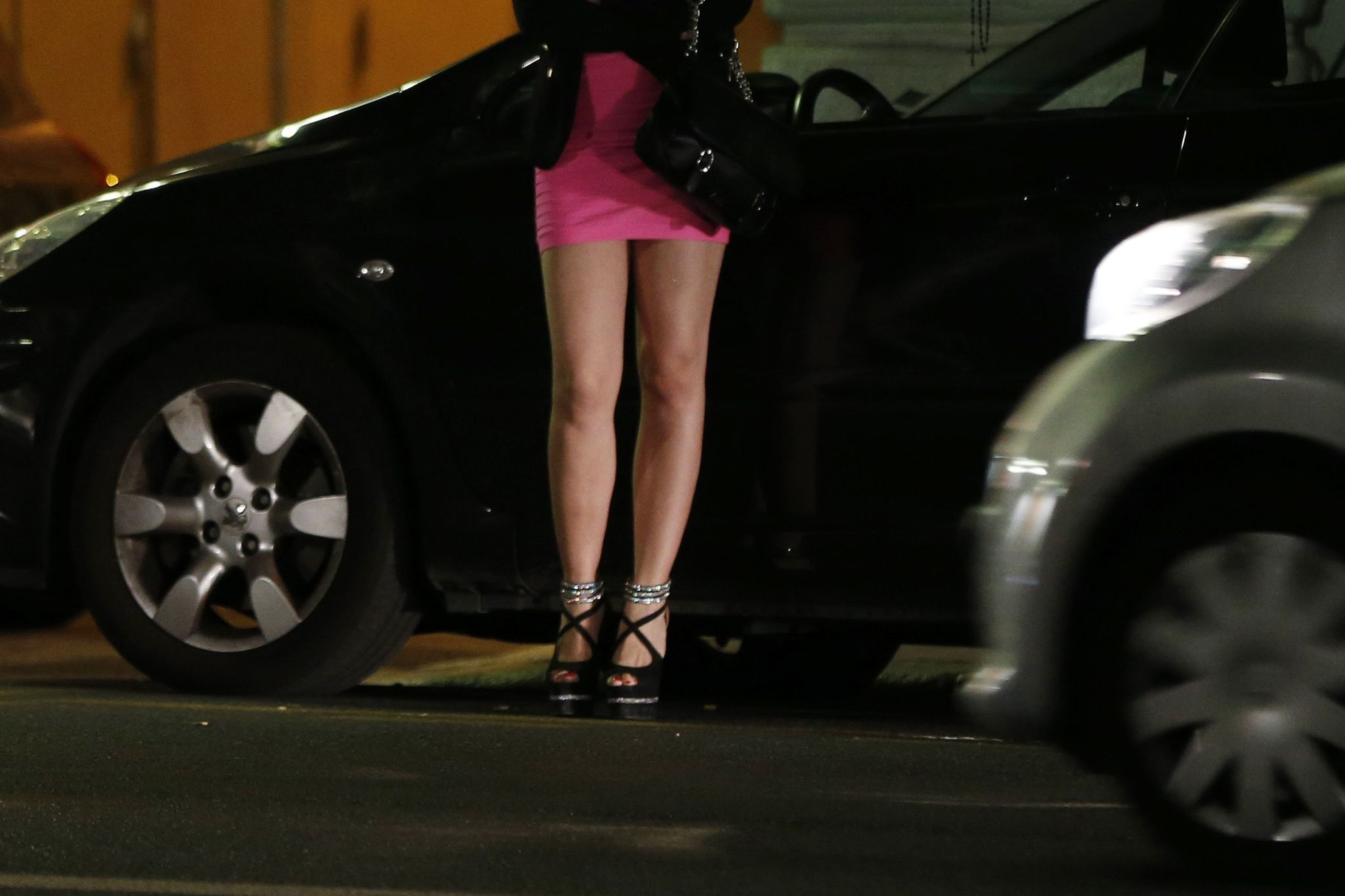 France declared war on prostitution, but not on prostitutes