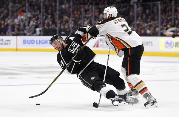 Ducks Took A Cue From The Kings And Put Defense First