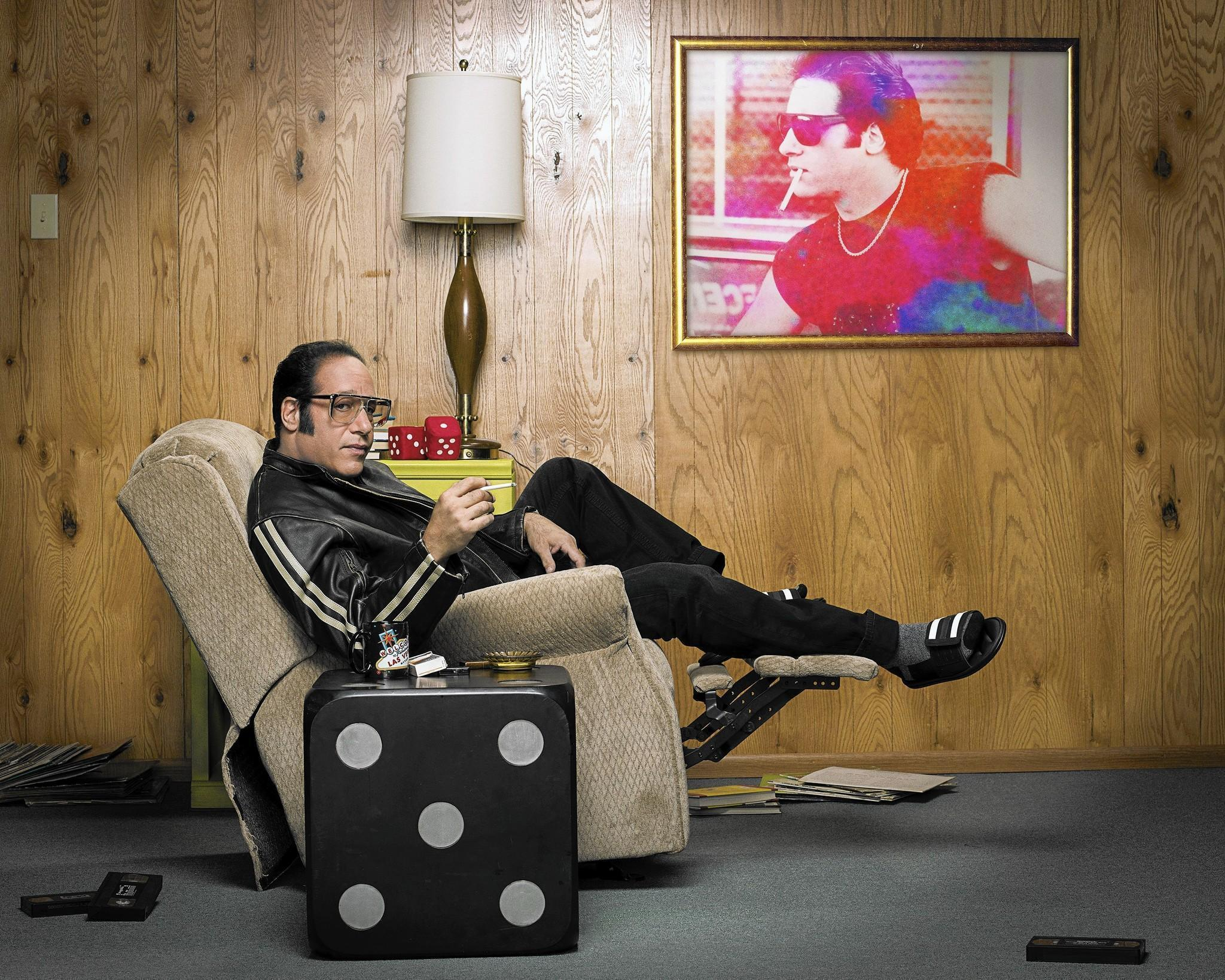 Andrew Dice Clay Is Flawed Fearful And Much More Likable