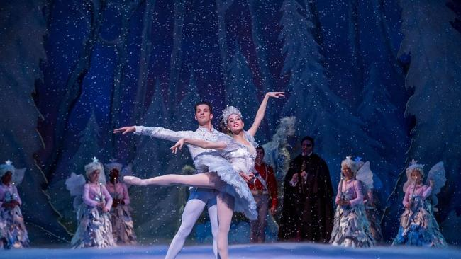 Christopher Wheeldon's The Nutcracker