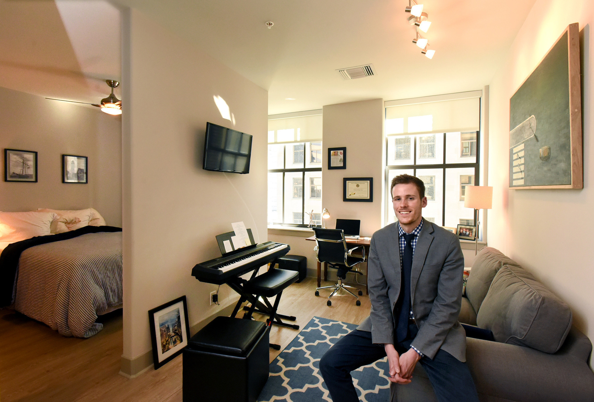 A look at 10 notable apartment, condo buildings in Baltimore ...