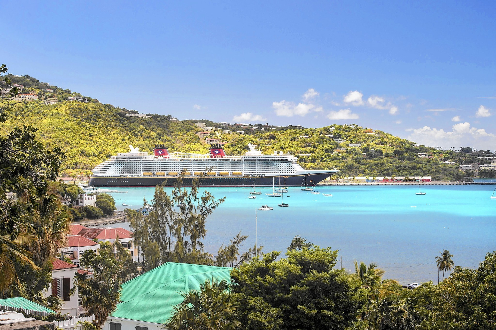 Disney Cruise Line39s Summer 2017 Trips Include Southern Caribbean From Po