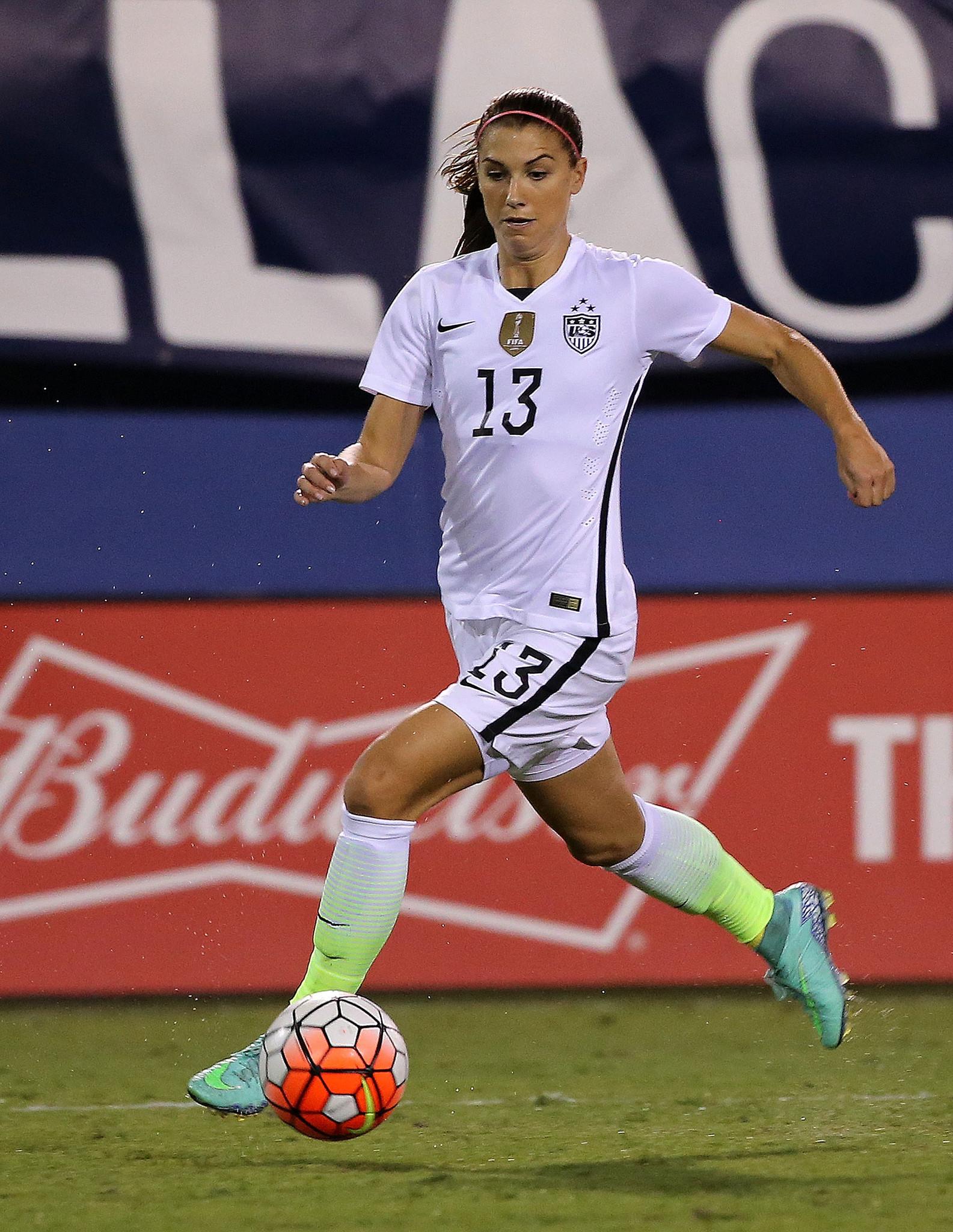 Matt Lauer Rio >> U.S. women's soccer players could boycott Olympics over pay dispute - Chicago Tribune