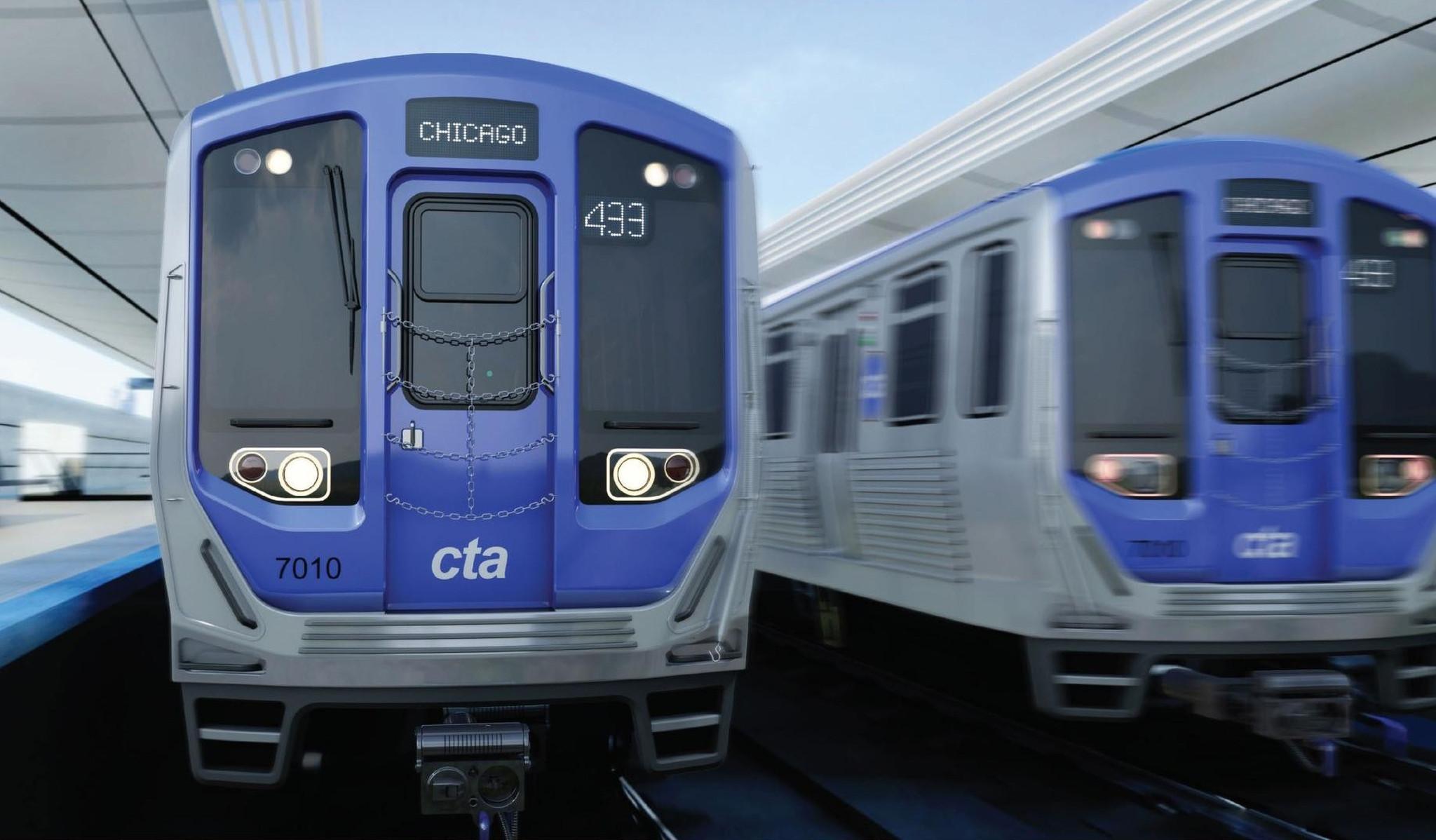 New Cta Contract L Cars