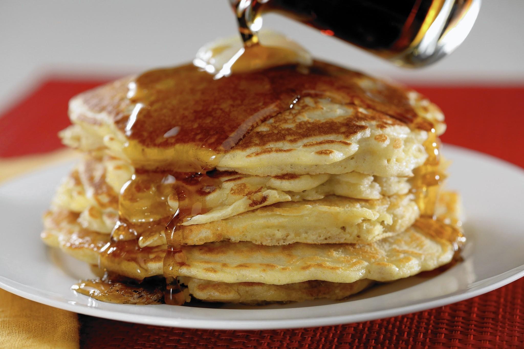 The ultimate pancake, made 4 ways