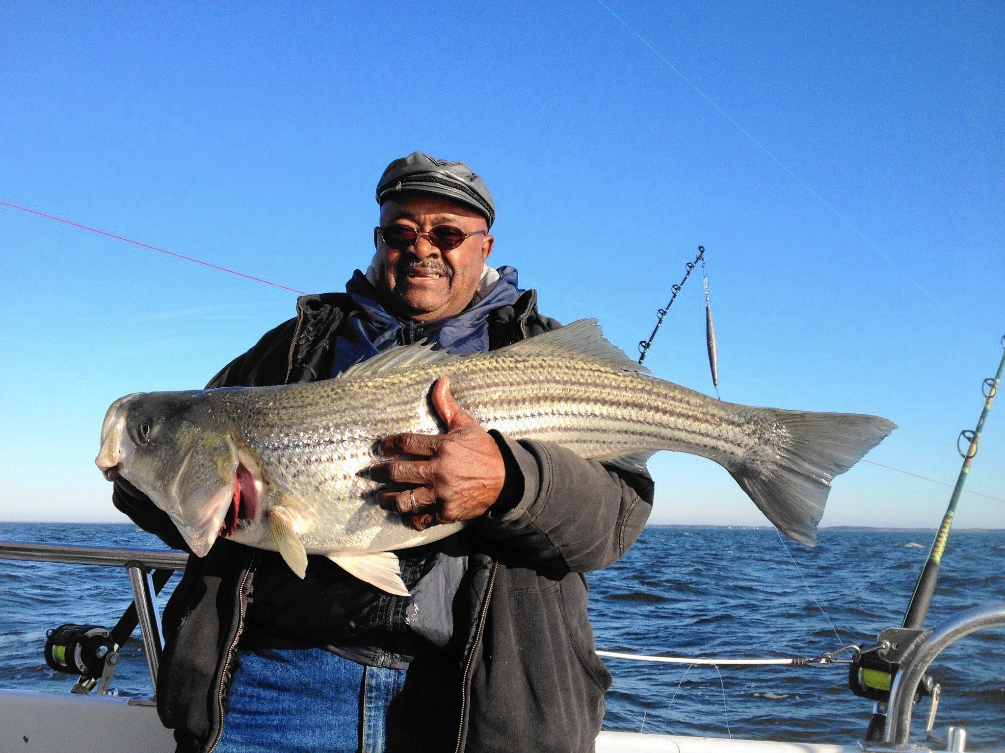Fishing forecast ripe conditions bring excitement for for Fishing weather report