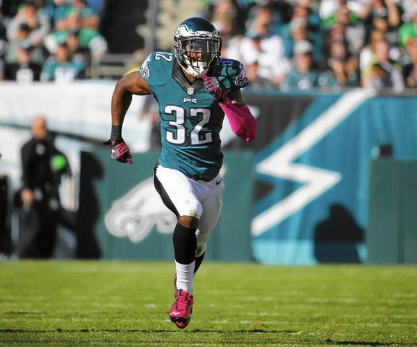 Eagles DB Eric Rowe ready to play CB again after solid showing last season
