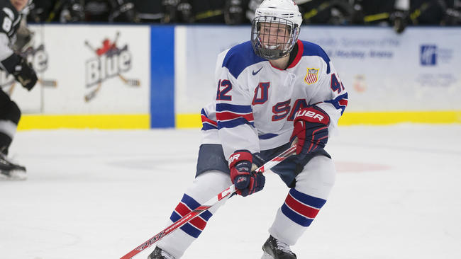 Aurora, IL's Sean Dhooghe A Top Prospect For 2017 Draft