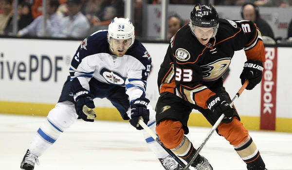 Jakob Silfverberg And Line Mates Have Thrived As Ducks Have Reinvented Themselves