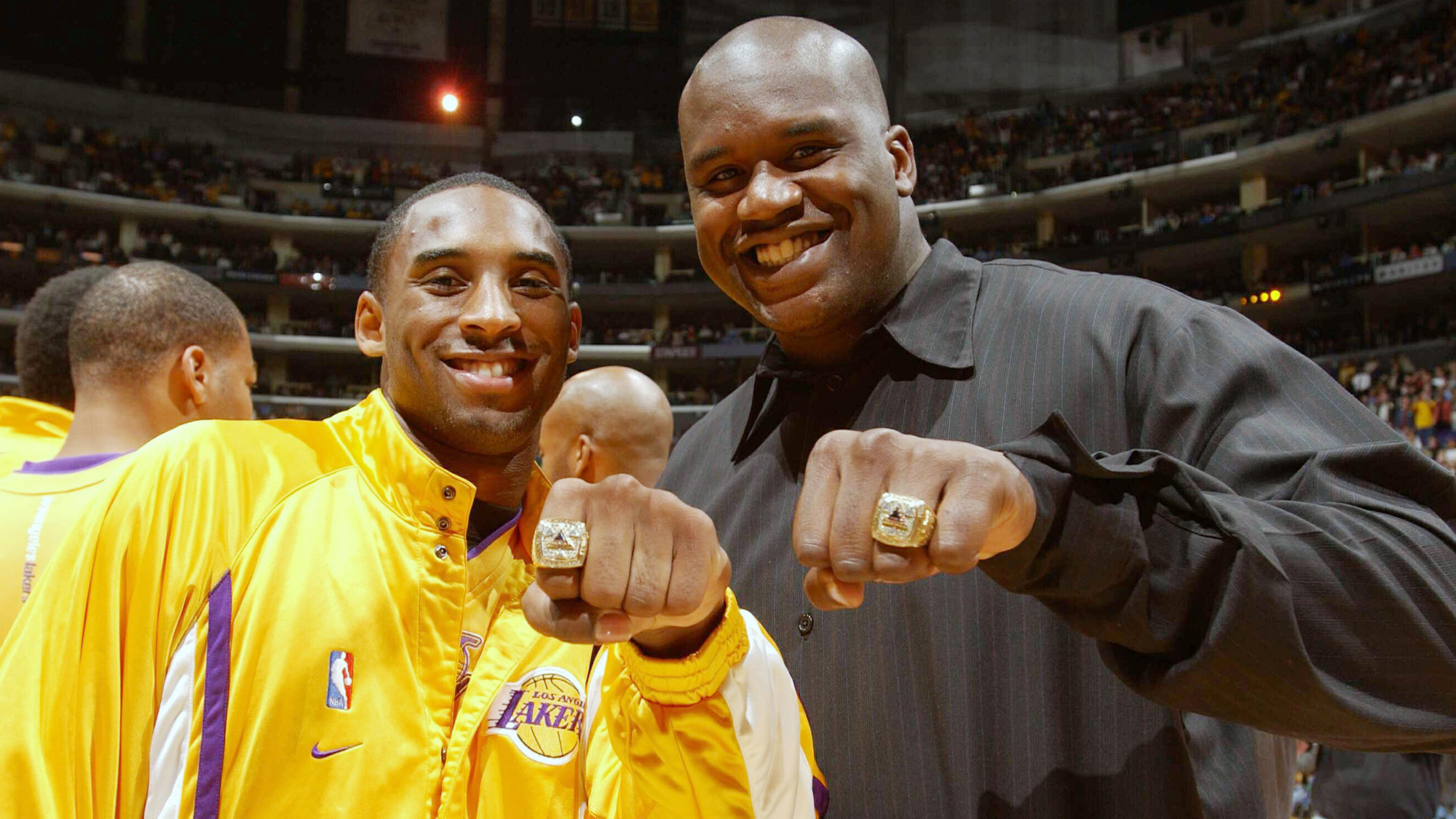Kobe and Shaq: This team wasn't big enough for both of them, but it was amazing while it lasted ...