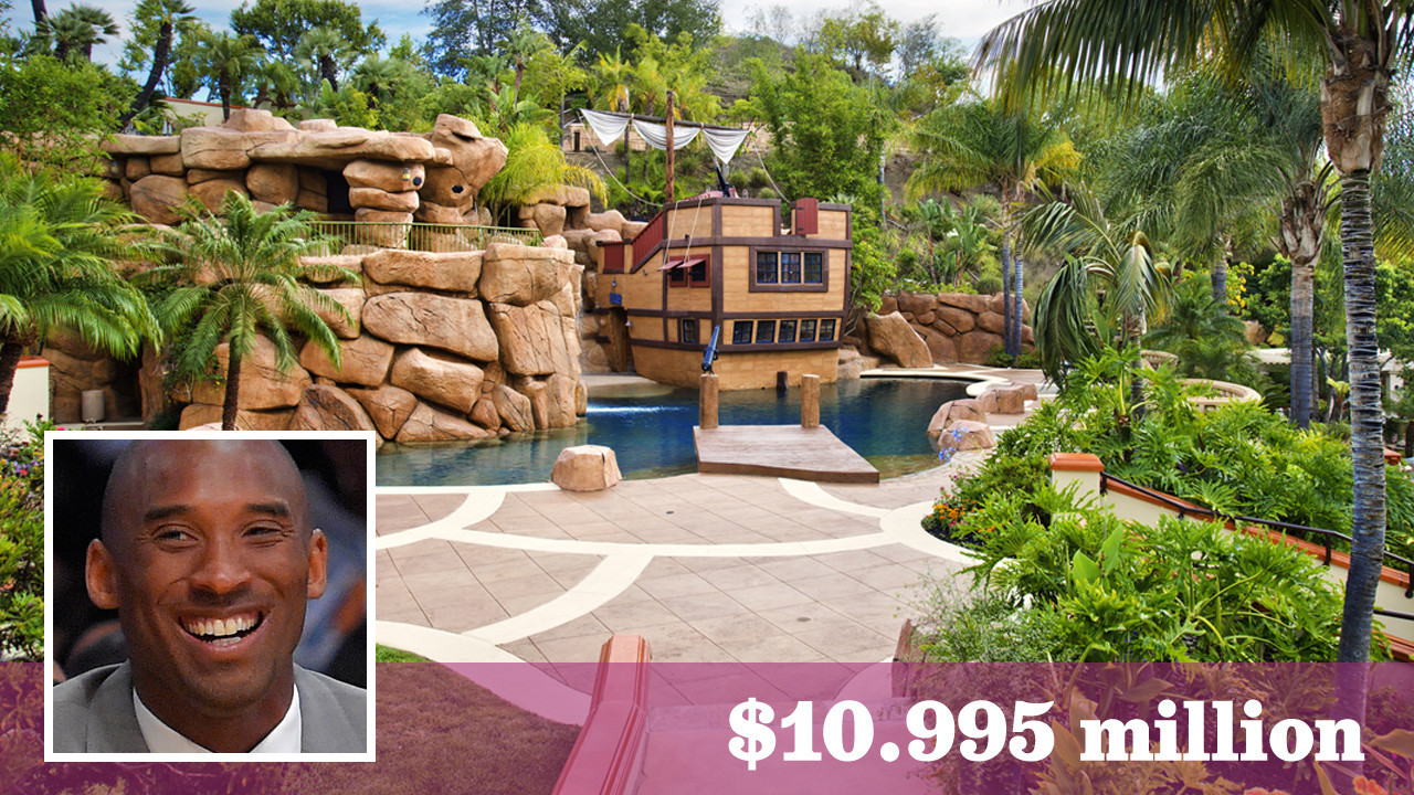 that home kobe bryant nearly bought is up for sale and it