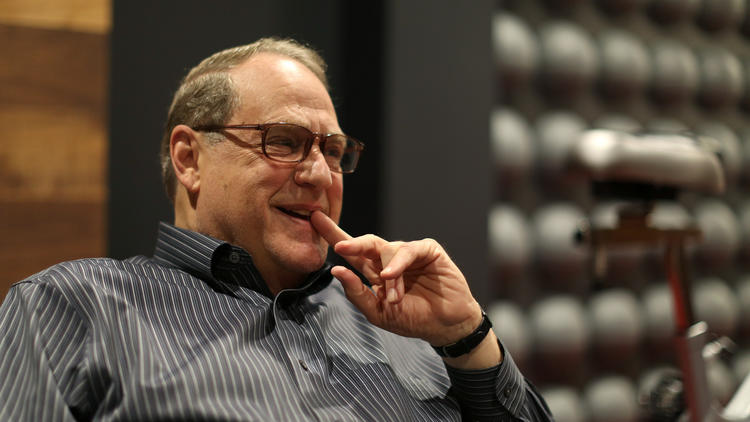 White Sox, Bulls Chairman Jerry Reinsdorf