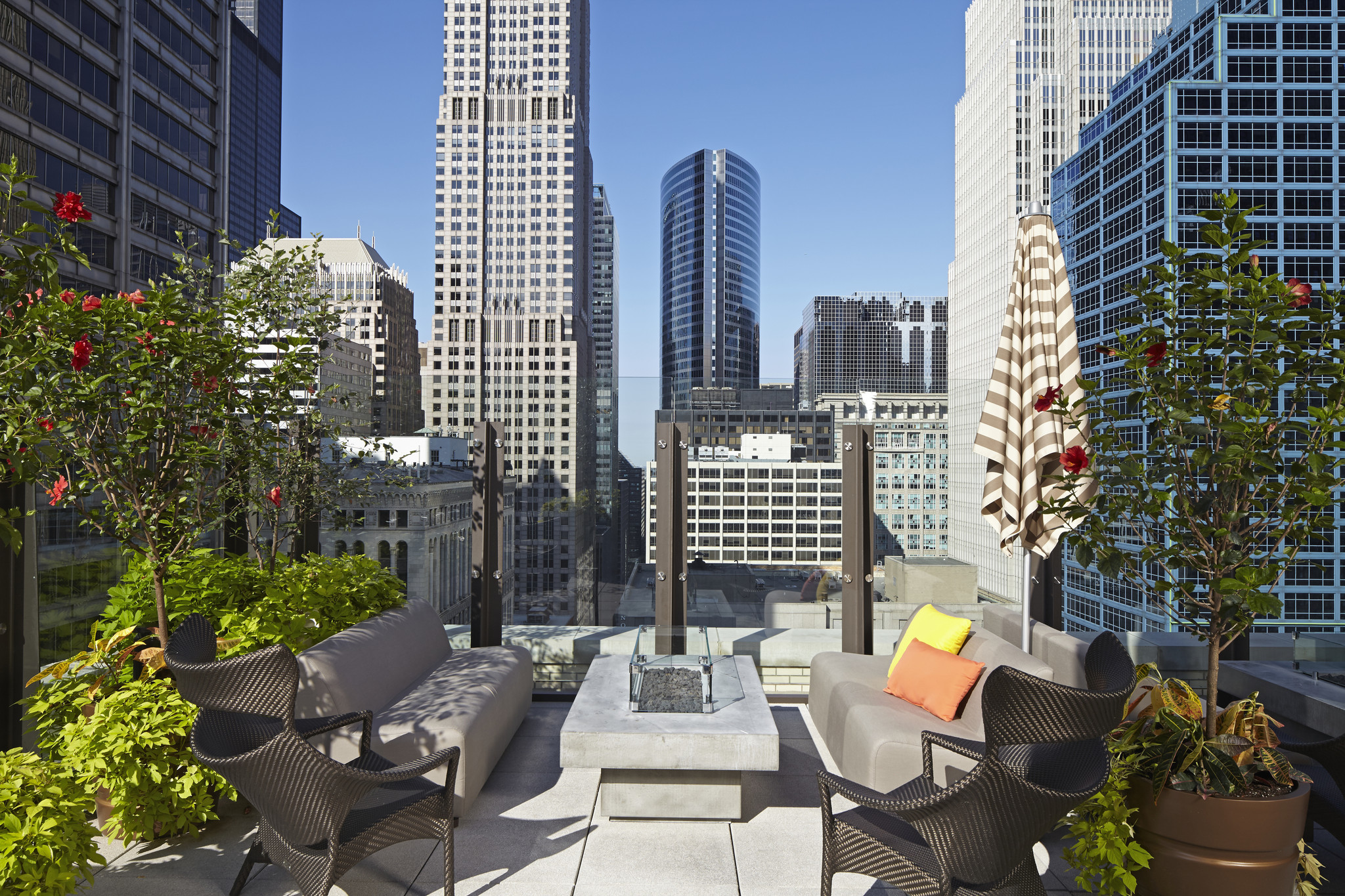 Chicago\'s new rooftops and patios, mapped - RedEye Chicago