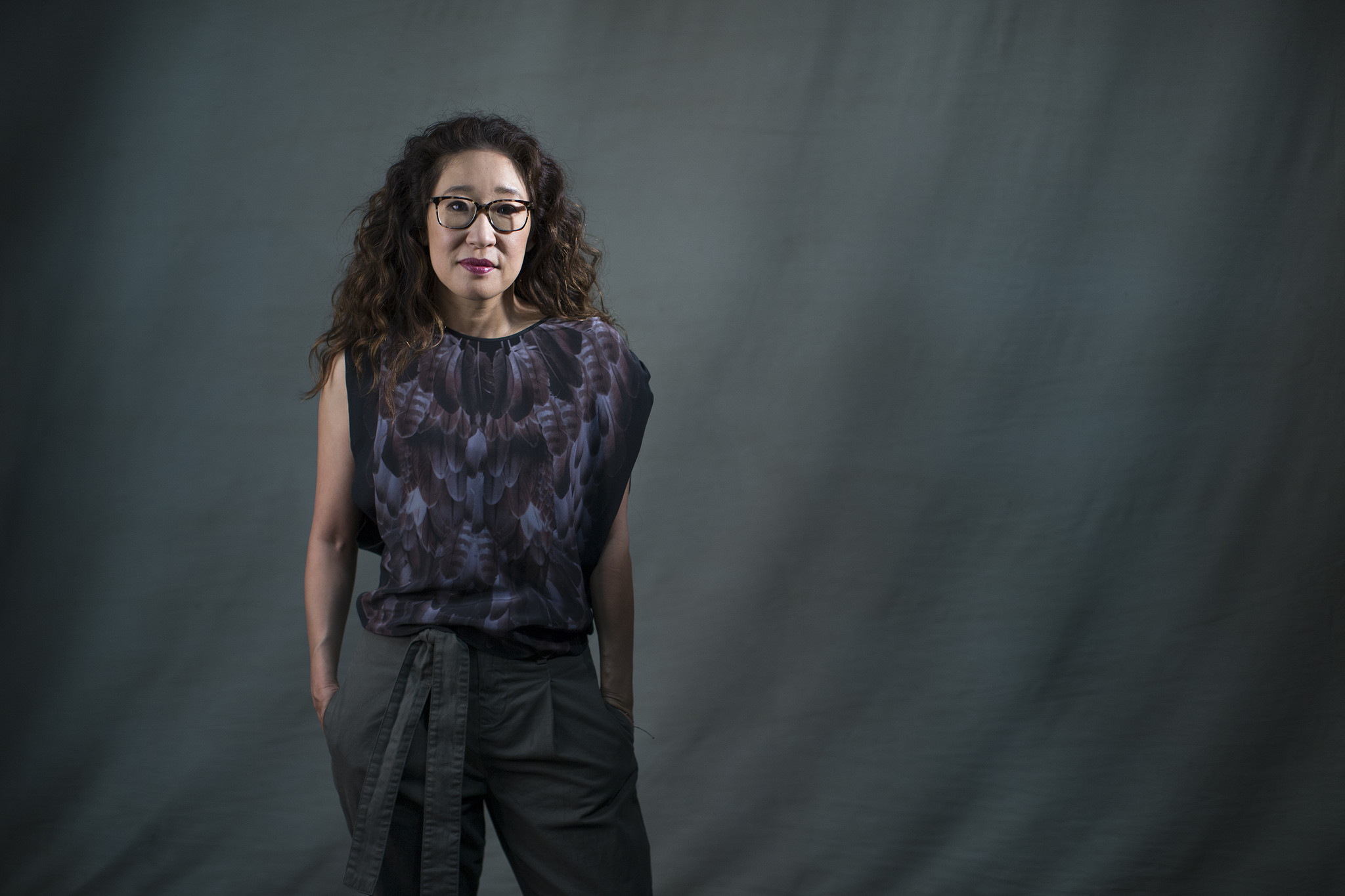 sandra oh - photo #7