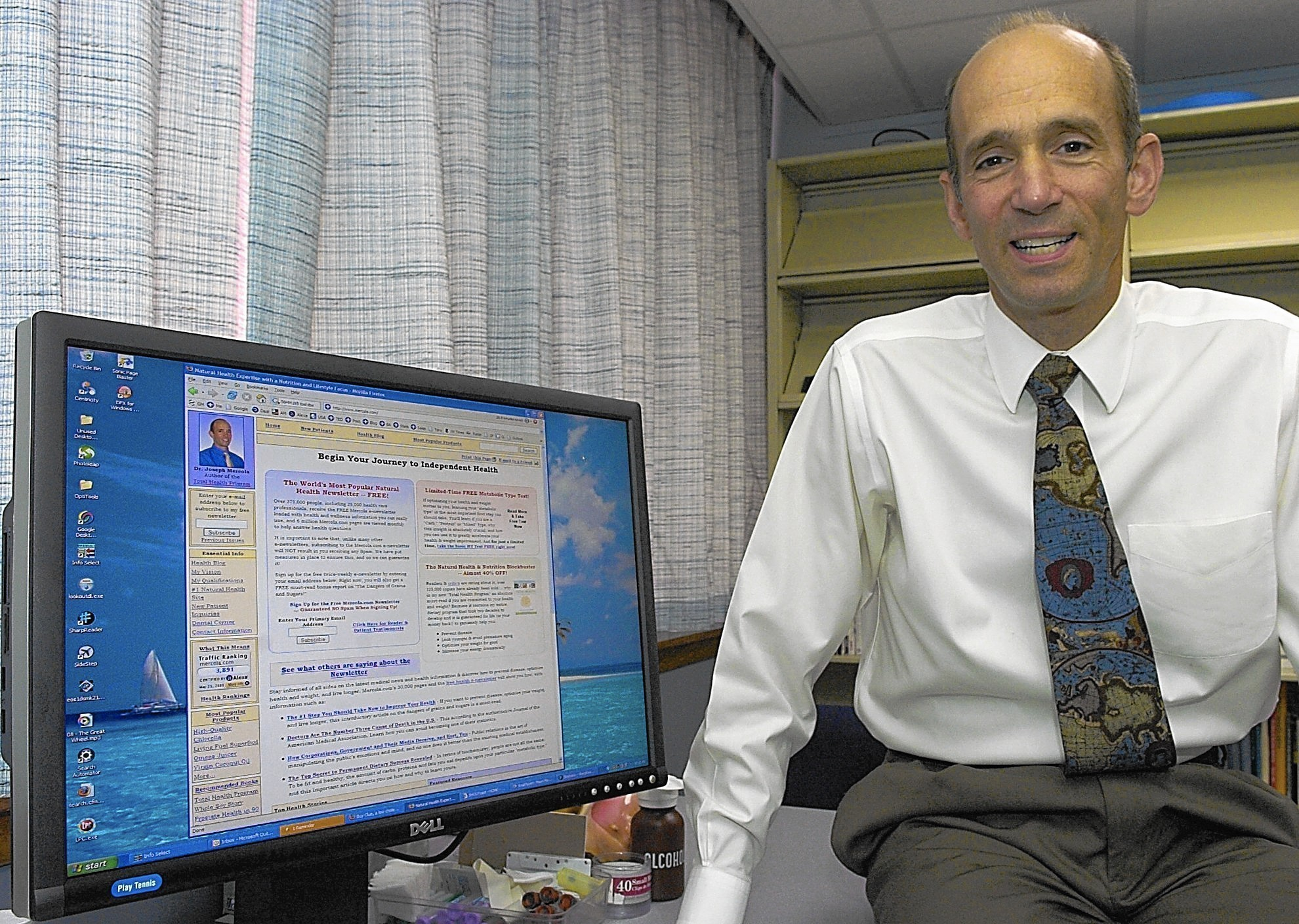 Accused by feds, sun bed-selling doctor settles for up to $5.3 million -  Chicago Tribune