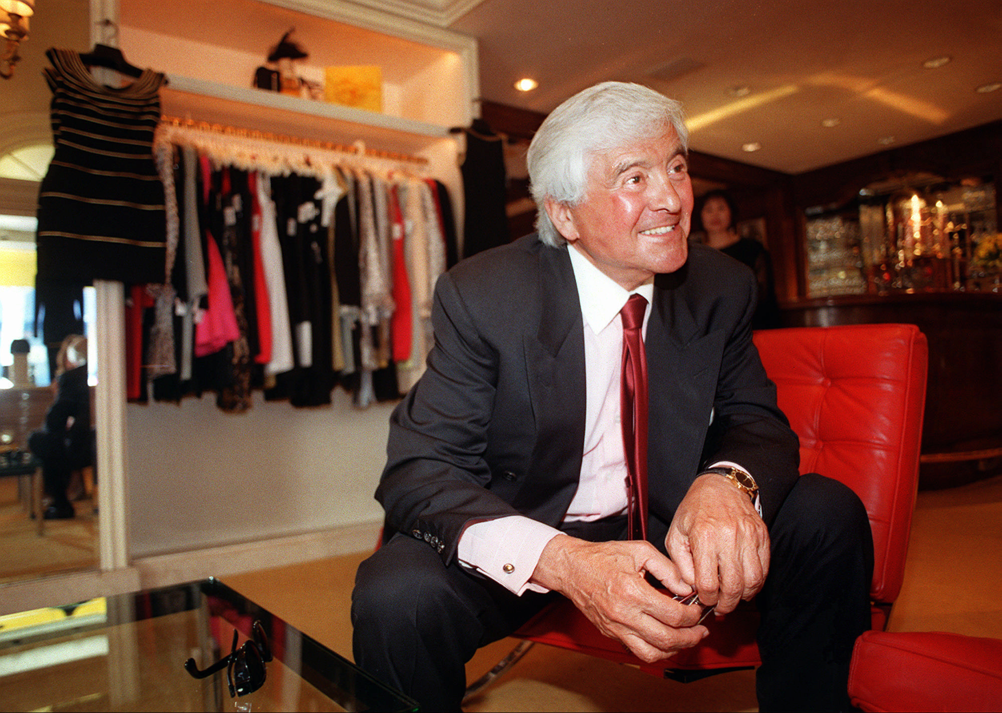 Fred Hayman, 'godfather of Rodeo Drive,' dies at 90