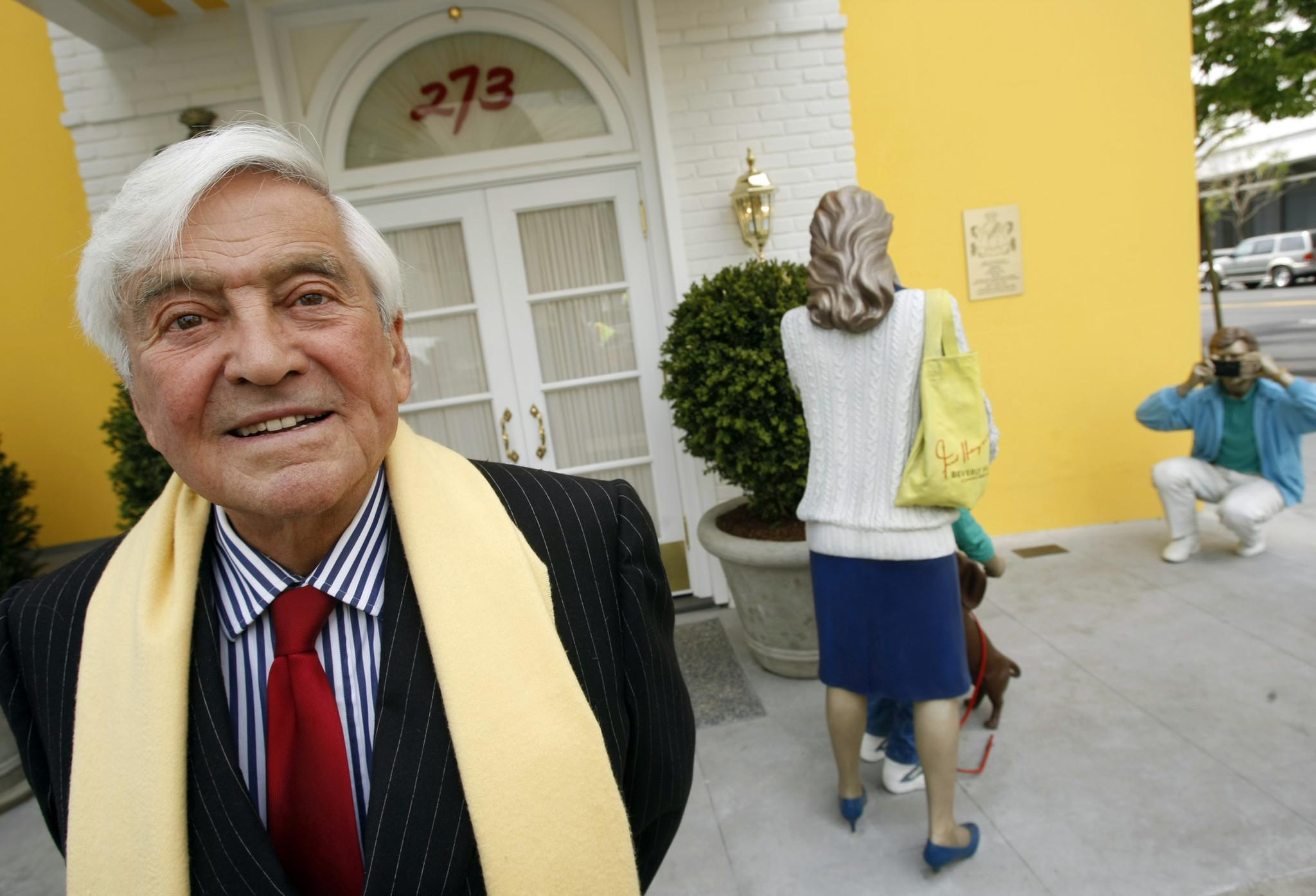 Giorgio Beverly Hills Is Reestablished Symbolically La