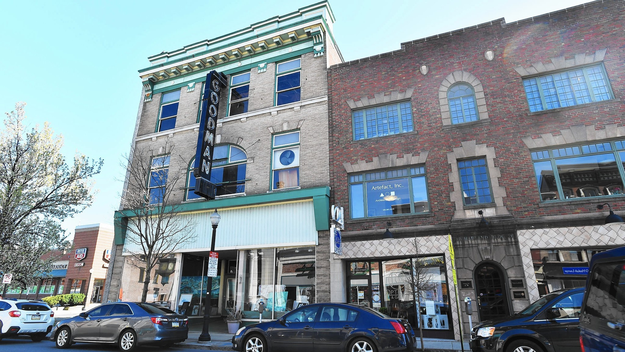 Furniture store building - Bethlehem Makes It Official Goodman Furniture Building Blighted The Morning Call