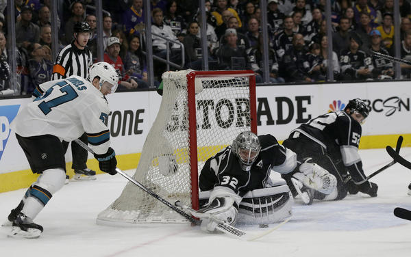 Kings' Bad Habits Carry Over Into Playoff Opener