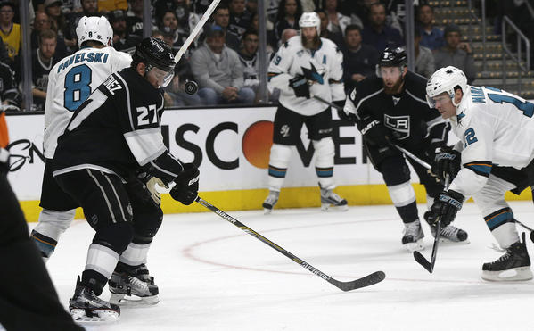 Three Keys To Kings' 4-3 Loss To Sharks In Game 1