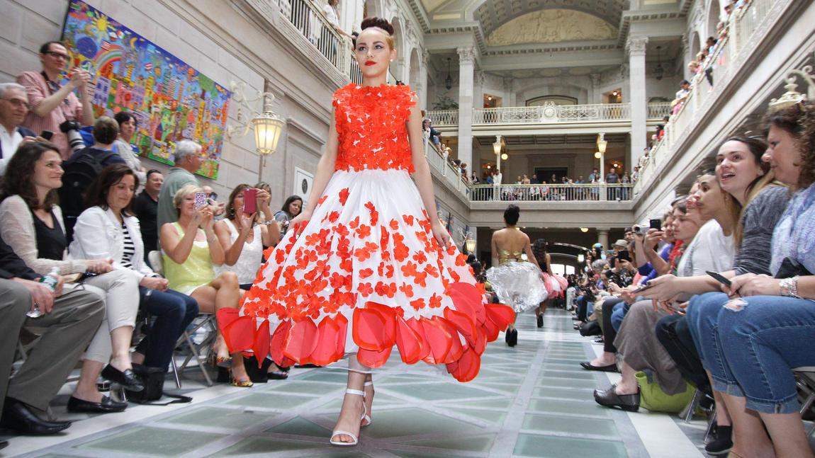 Hartford Trashion Fashion Show