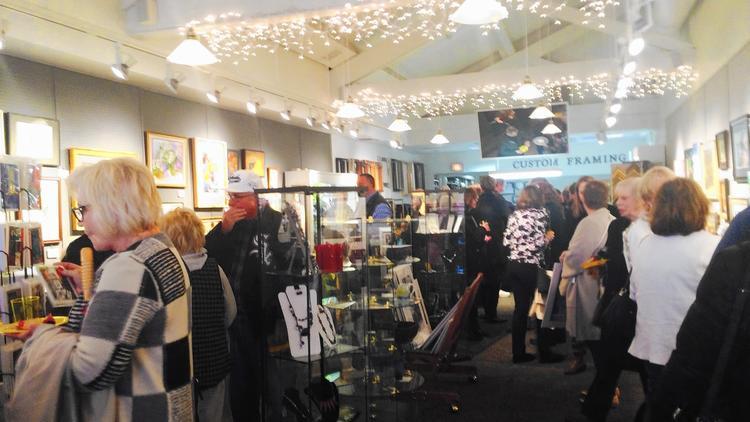 La Grange Art League supports artists